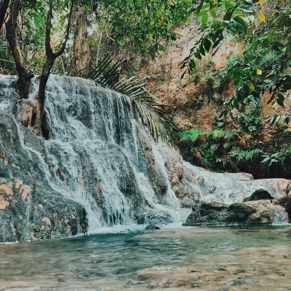 Aguinid Falls, how to get to Aguinid Falls