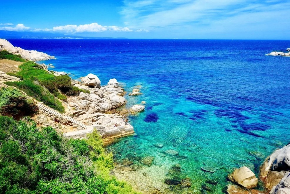 Sardinia, places to visit this summer