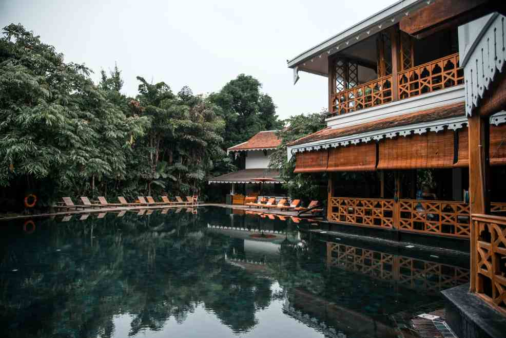 Belmond Governor's Yangon, where to stay in Yangon