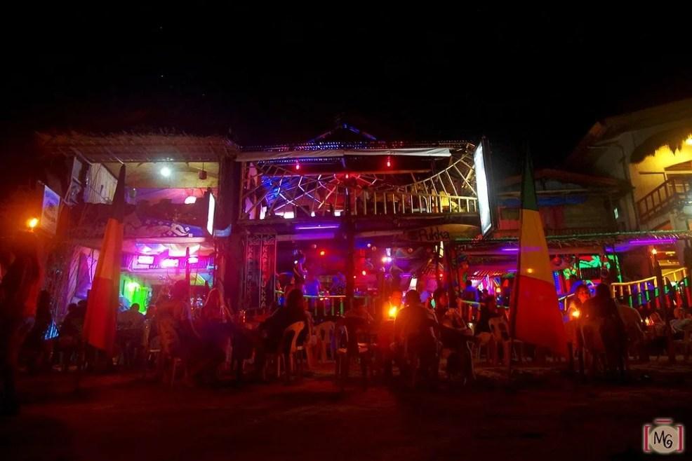 el nido tourist spots, el nido travel guide, nightlife in El Nido