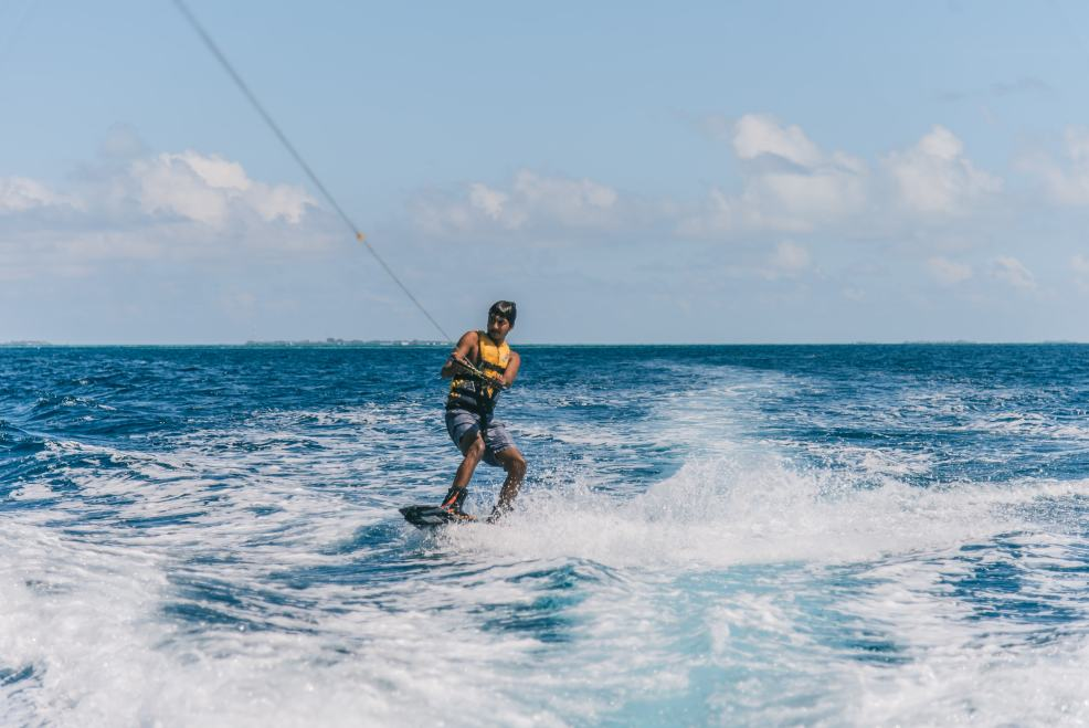 Wakeboarding in Thulusdhoo island, things to do in Thulusdhoo island