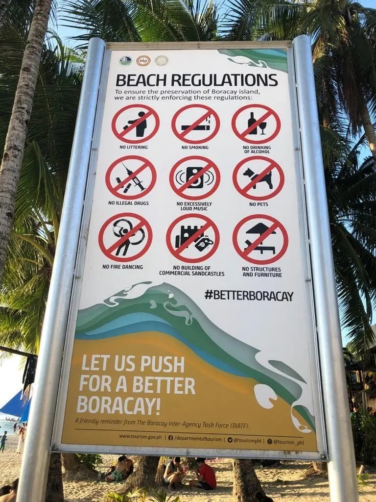 Boracay Island after reopening, things to know before visiting Boracay Island