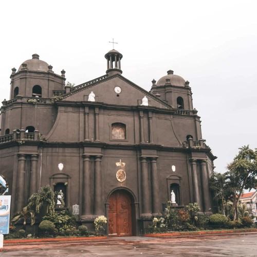 how to get from Manila to Naga, How to get to Naga, Naga tourist spots, St John The Evangelist Metropolitan Cathedral