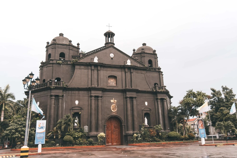 naga to legazpi, how to get from Manila to Naga, How to get to Naga, Naga tourist spots, St John The Evangelist Metropolitan Cathedral