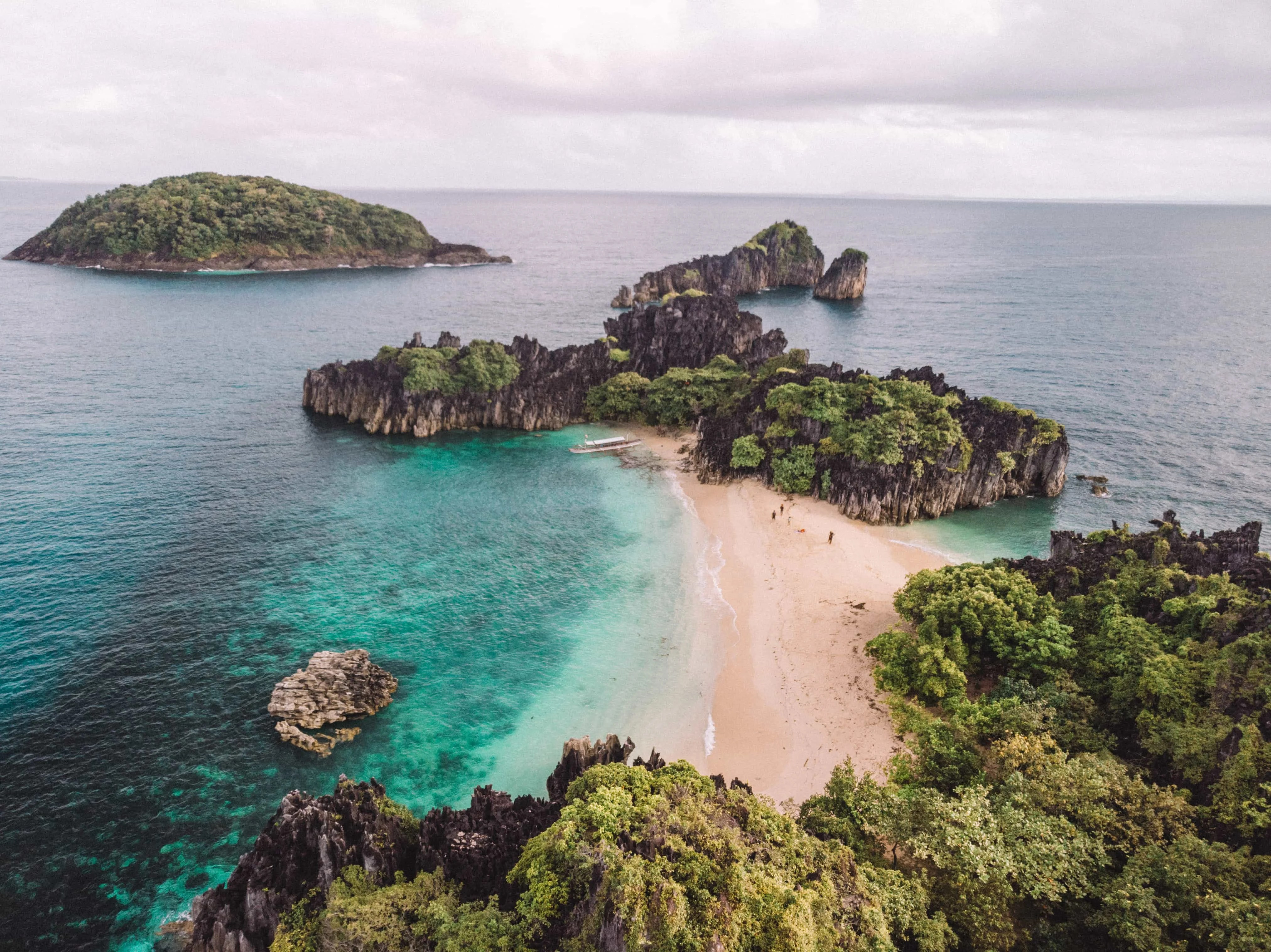 How to get to Caramoan