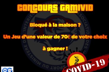 CONCOURS GAMIVID