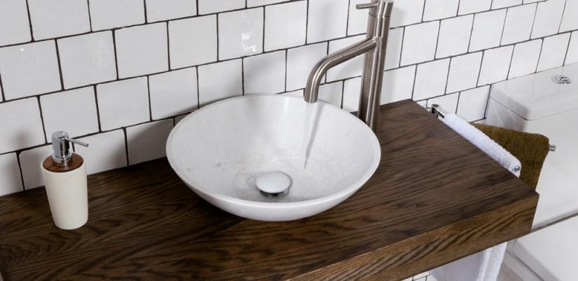 Apuesta por un cuarto de baño más natural