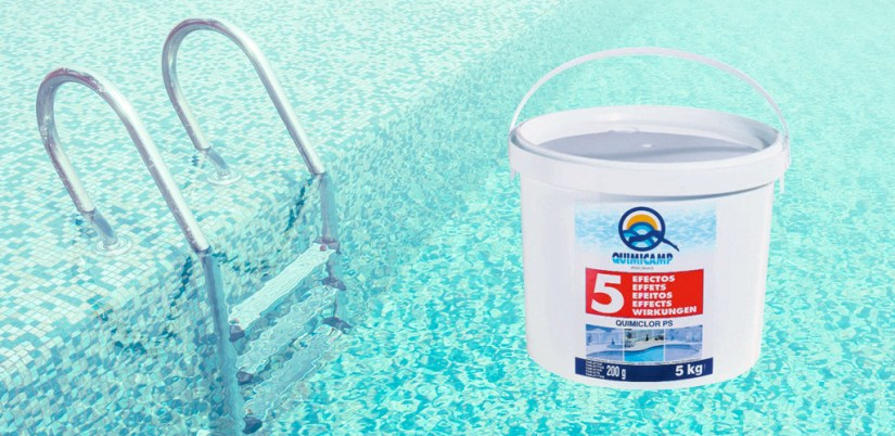 5 Pasos para un buen mantenimiento de tu piscina