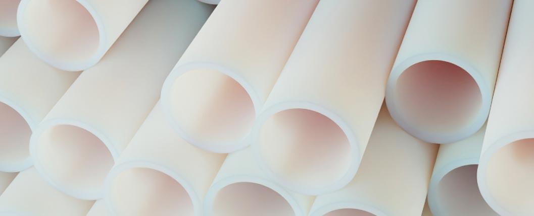 Polipropileno, polibutileno y polietileno como alternativa al PVC