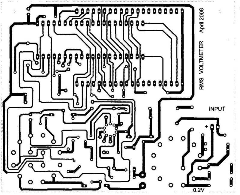 Build a True RMS Audio AC Voltmeter