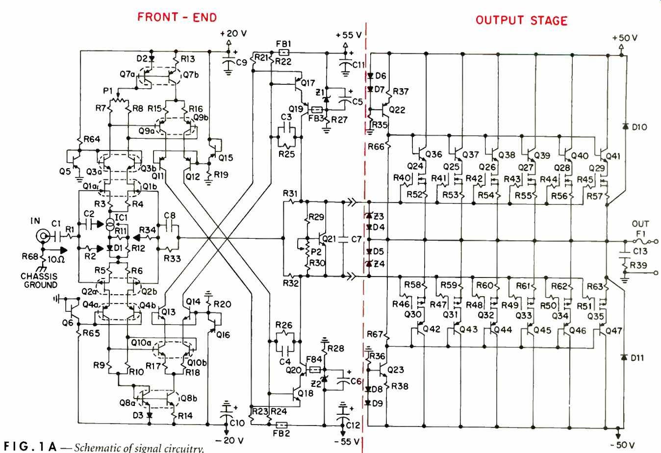 Build a Class-A 100 Watt Mono Amp--Part 1 (Jan. 1995)
