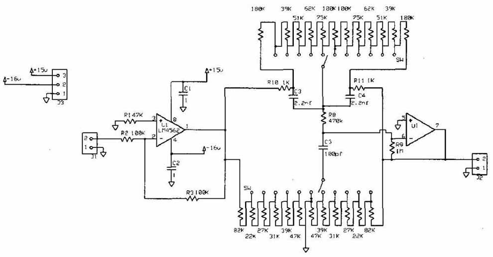 Pre-amplifier design tips