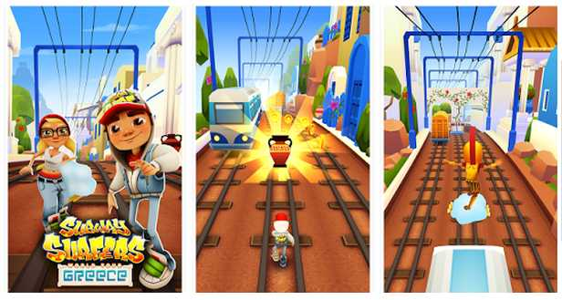 subway surfers apk free download unlimited coins and keys