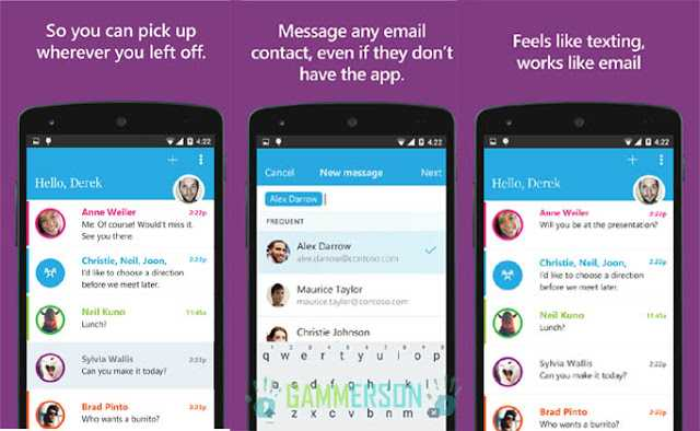 Download-send-email-app-by-microsoft-for-android-apk