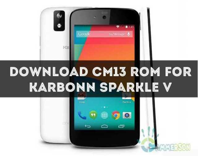 download-cm13-for-karbonn-sparkle-v