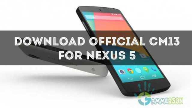 download-official-cm13-for-nexus-5