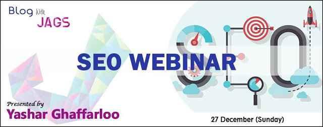 Live Webinar with Yashar Ghaffarloo