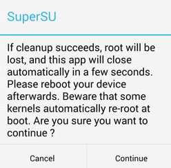 how to uroot oneplus 3