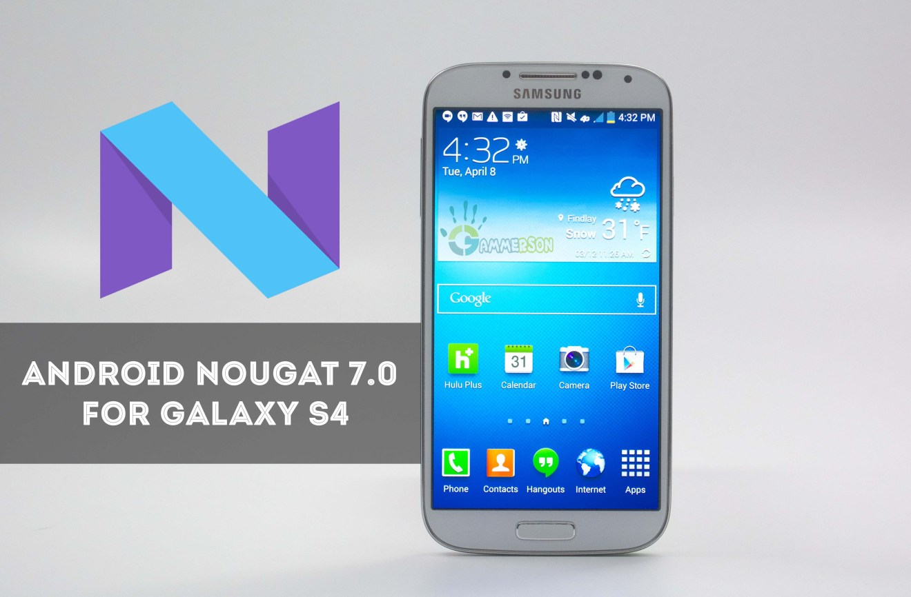 android nougat download flash