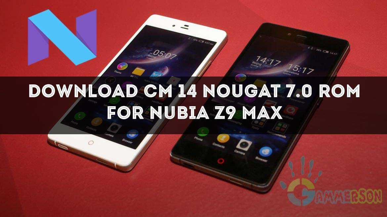 cm14-for-nubia-z9-max