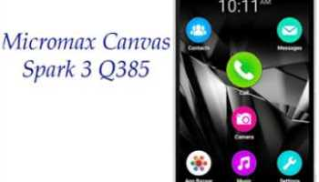 Official] Download Micromax Canvas 1 Stock Firmware, Drivers