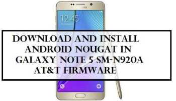 Update Coolpad Note 5 To Android Nougat 7 0 [Manually]