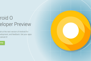 Android O Developer Preview Final Beta
