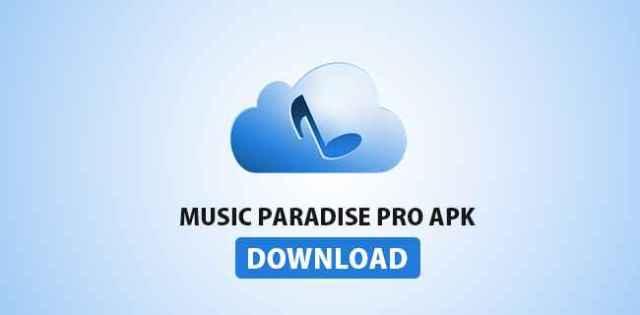 Music Paradise Pro App