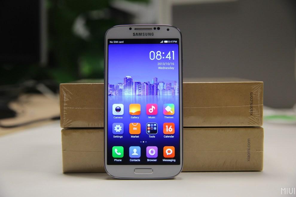 Install MIUI 9 Theme On Samsung Mobiles