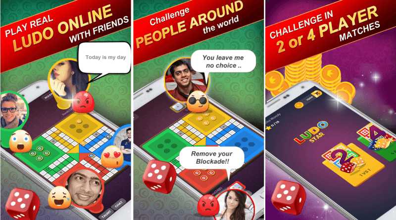 Download Latest Ludo STAR For Windows PC
