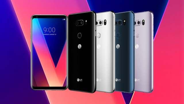 Download LG V30 Stock Ringtones