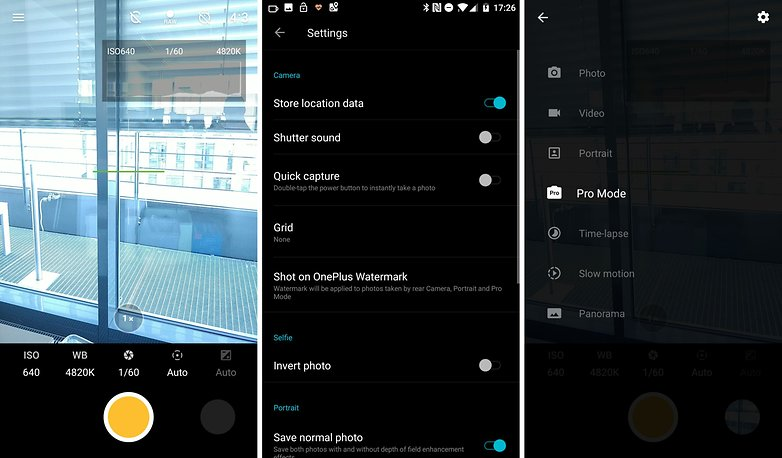 Download Modded OnePlus 5 Camera App On Any Android Device