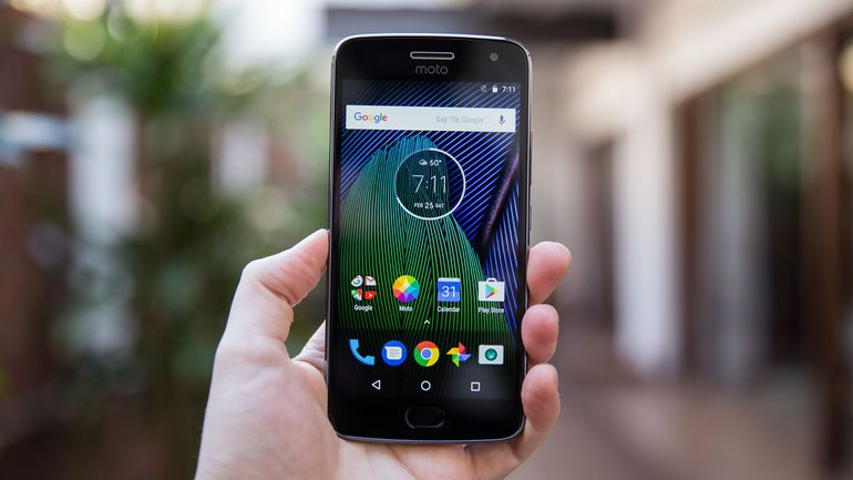 How To Install TWRP and Root Moto G5s Plus