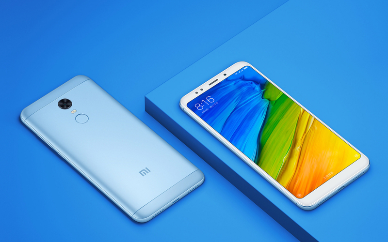 Download Redmi 5 Stock Wallpapers