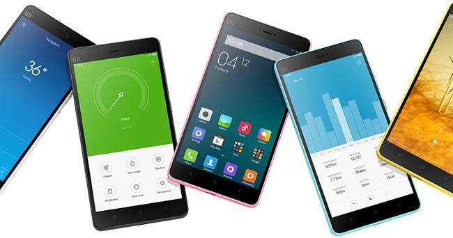 Xiaomi Smartphones Updating To Android P