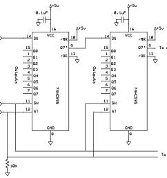 uln2003 logic diagram [ 1048 x 796 Pixel ]