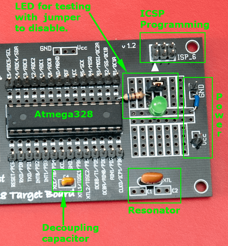 Gammon Forum : Electronics : Microprocessors : Power saving techniques for microprocessors