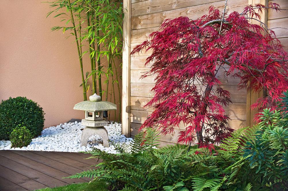 amenagez votre terrasse dans le style japonais gamm vert