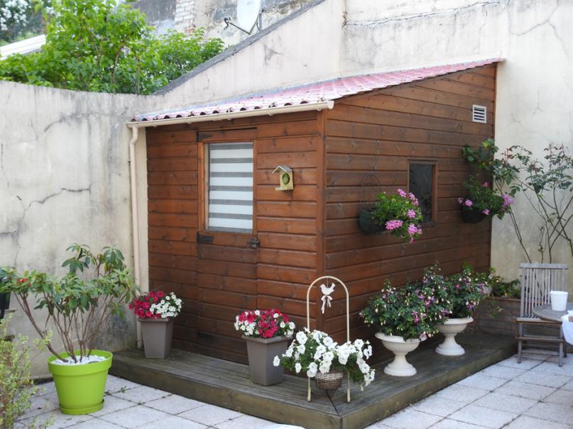choisir son abri de jardin adosse