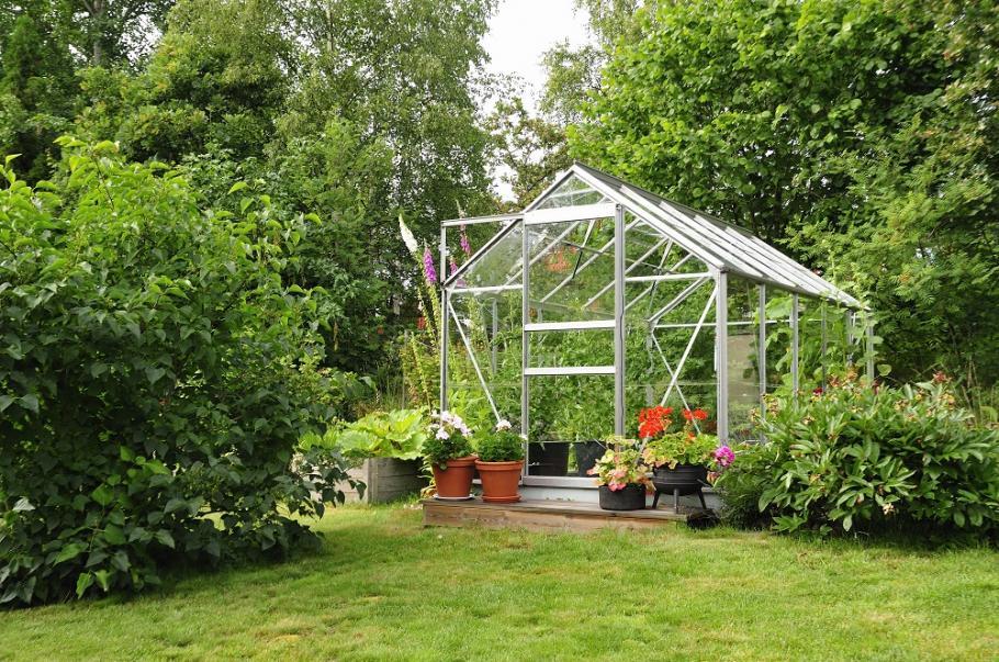 Comment Fabriquer Une Serre De Jardin Gamm Vert