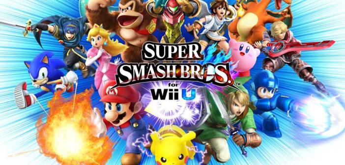 Super Smash Bros Wii U