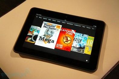Il Kindle Fire HD - Gamobu
