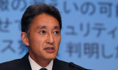 Kazuo Hirai, presidente e CEO di Sony e nel board di Sony Pictures Entertainment - Gamobu