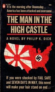 Un'edizione di The Man in the High Castle, di Philip K. Dick