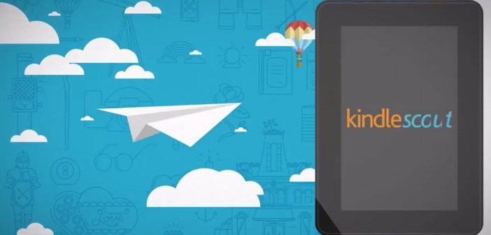 Ecco i primi autori scelti per Kindle Scout - Gamobu