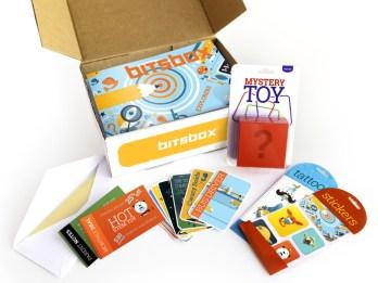 La scatola di Bitsbox