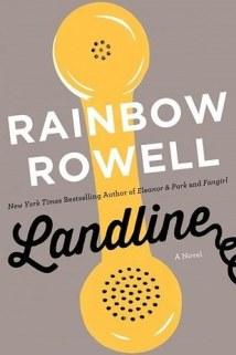 Landline di Rainbow Rowell, vincitore nella categoria fiction