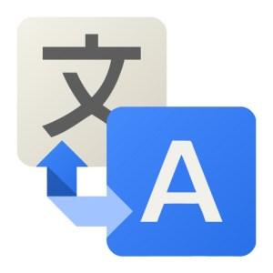 Il logo di Google Translate