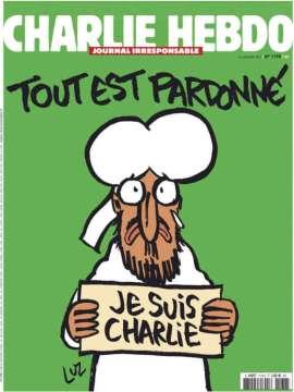 L'ultima copertina di Charlie Hebdo