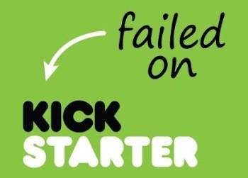 Fallito su Kickstarter